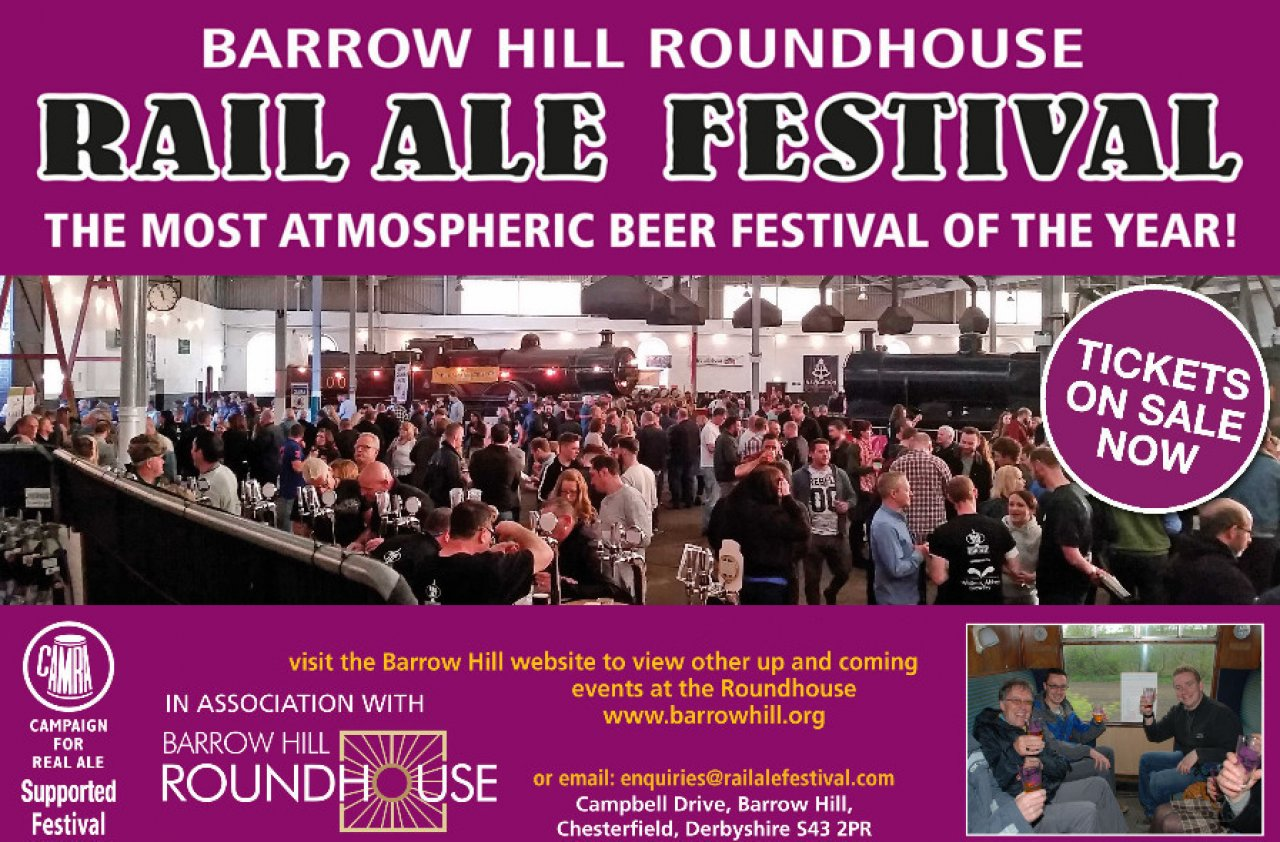 The 2018 Barrow Hill Festival is coming!