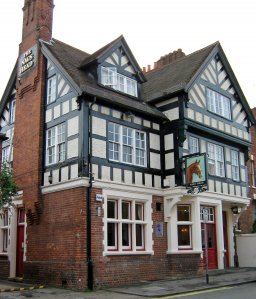 Nags Head, Russell Street, RG1. Branch Pub of the Year 2013