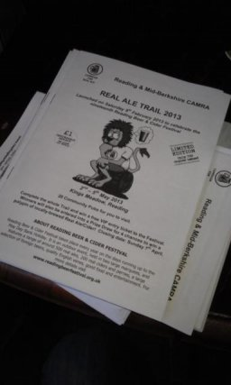 Ale Trail booklet 2013