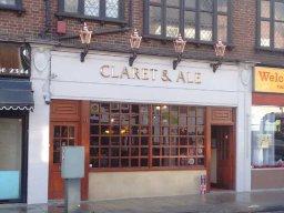 Claret & Ale, Addiscombe