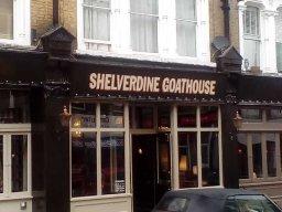Shelverdine Goathouse