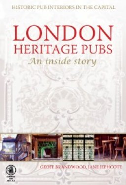 London Heritage Pubs book cover