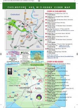 Cider Map 2015