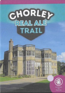 Chorley Real Ale Trail leaflet 2