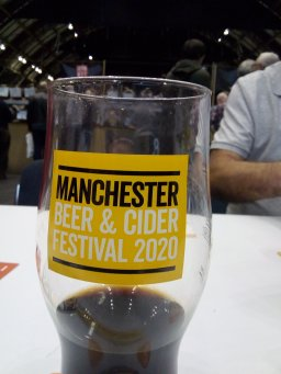 Beer Festival Glass
