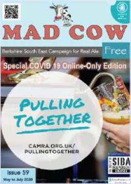 Issue 59 of the Mad Cow magazine
