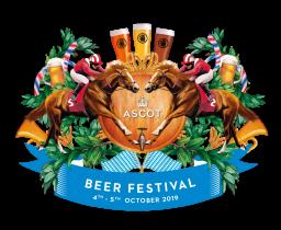 Ascot Beer Festival Logo 2019