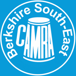 CAMRA tankard logo with Berkshire South-East written around it