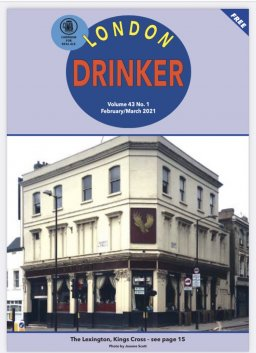 London Drinker Jan - Feb 2021