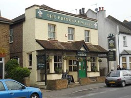 Prince of Wales, Cheam