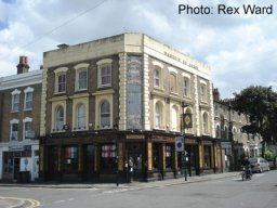 The Marquis of Lorne, Stockwell