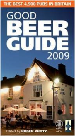 gs - Good Beer Guide 2009