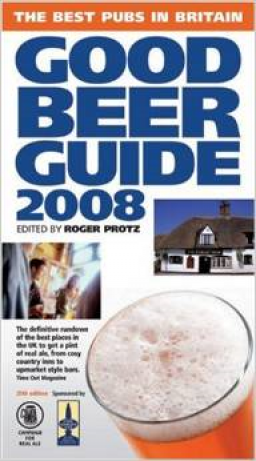 gs - Good Beer Guide 2008