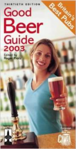 gs - Good Beer Guide 2003