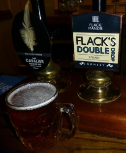 Two cocks brewery Cavalier