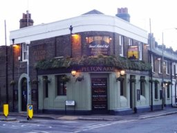 Exterior of The Pelton Arms, Greenwich