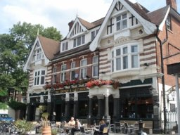The Crown & Greyhound, Dulwich