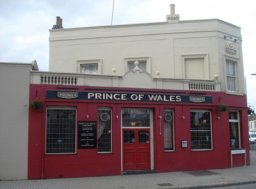Exterior of The Prince of Wales, Tooting