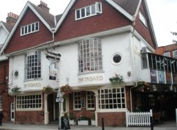 Exterior of The Tabard, Turnham Green