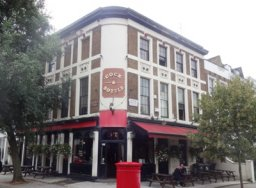 Exterior of The Cock & Bottle