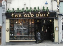 Exterior of The Old Bell