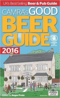 Good Beer Guide 2016 Cover