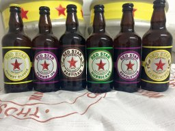Red Star Bottled Beers