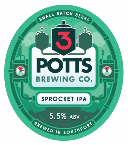 Potts Sprocket IPA