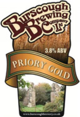 Burscough Priory Gold