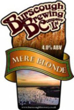 Burscough Mere Blond