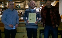 Bunch of Grapes, Pontypridd - Cider Pub of the Year 2016