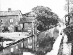 The Anchor, Wharf Lane from Solihull A Pictorial History by Sue Bates