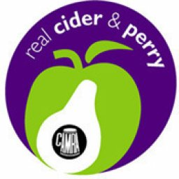 Real Cider and Perry logo for CAMRA