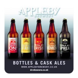 Appleby Brewery Bottles Image