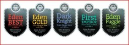 The Eden Brewery Pump Clips