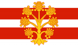 The Flag of the county of Westmorland