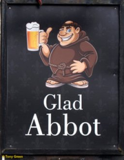 Great Pub Sign