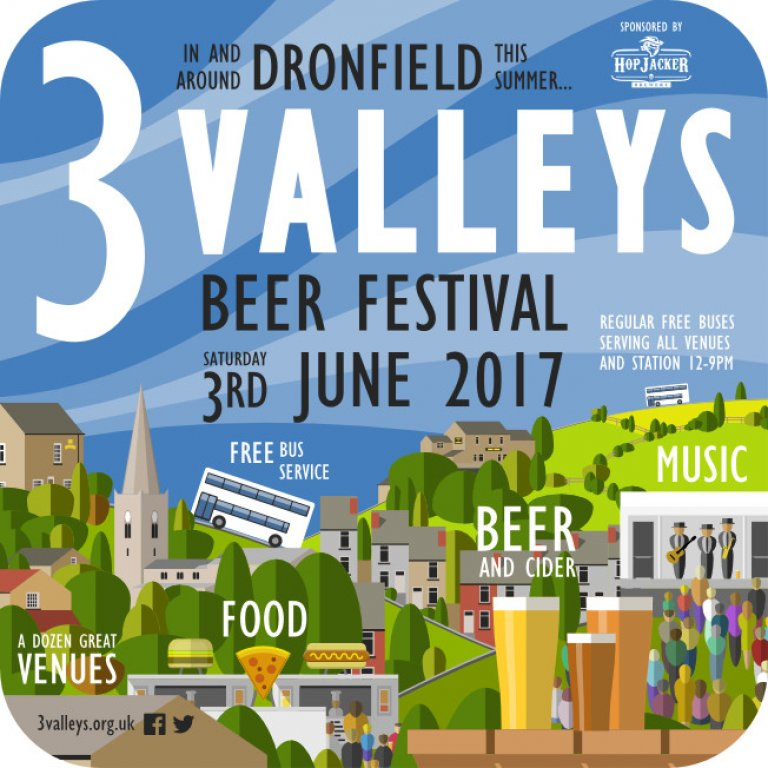 The upcoming Three Valleys Festival!