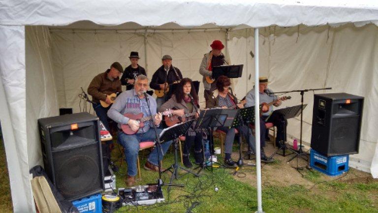 Sleaford Ukulele Orchestra