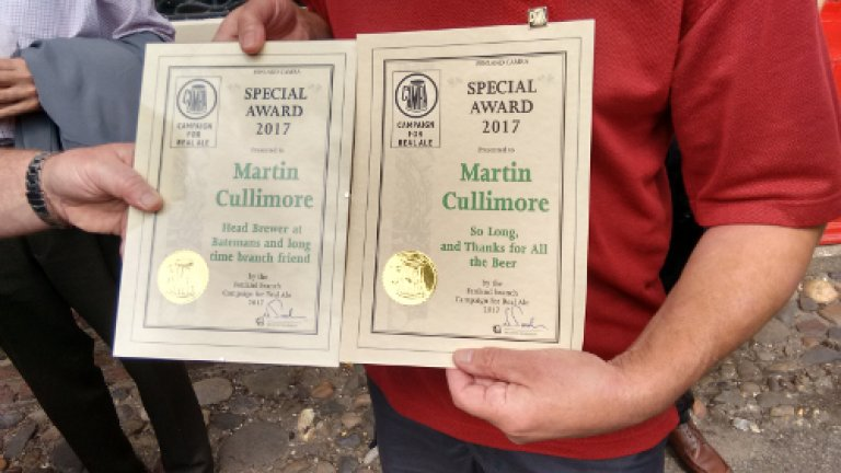 Martin's Certificates