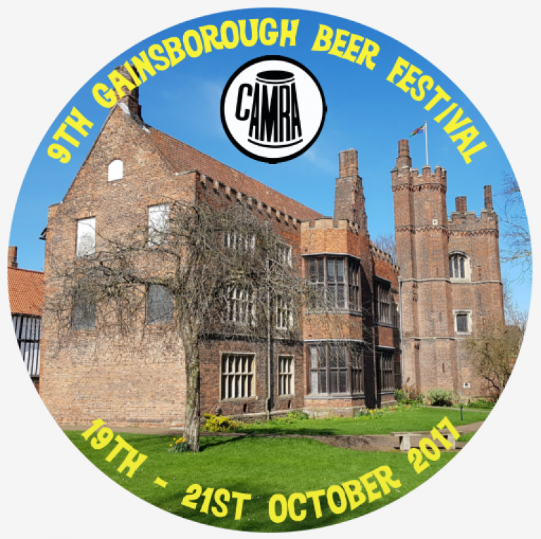 The 9th Gainsborough Beer Festival will be held once again at Gainsborough Old Hall from the 19th to the 21st of October 2017.