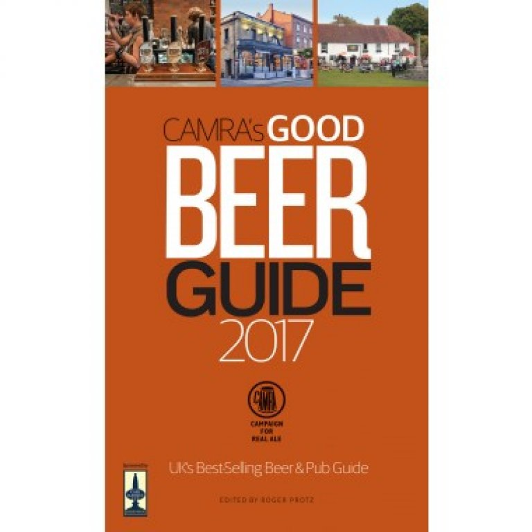 Cover of the Good Beer Guide 2017