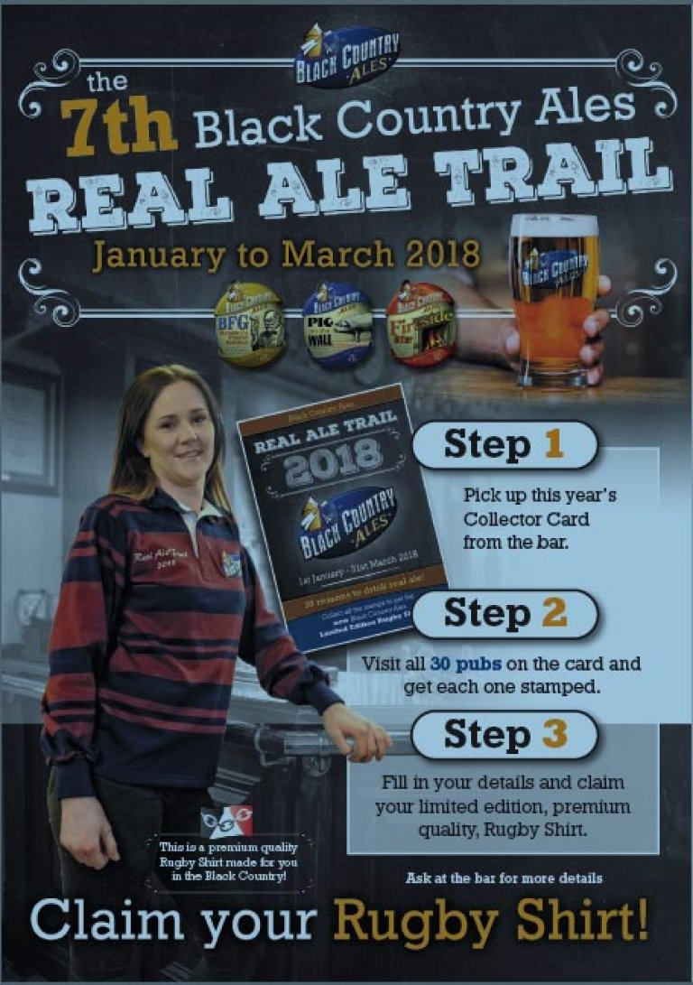 Black Country Ales - Ale Trail 2018