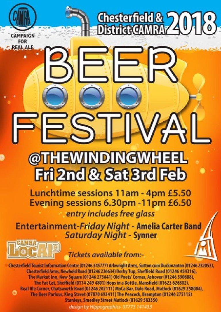 The 2018 Winding Wheel Festival