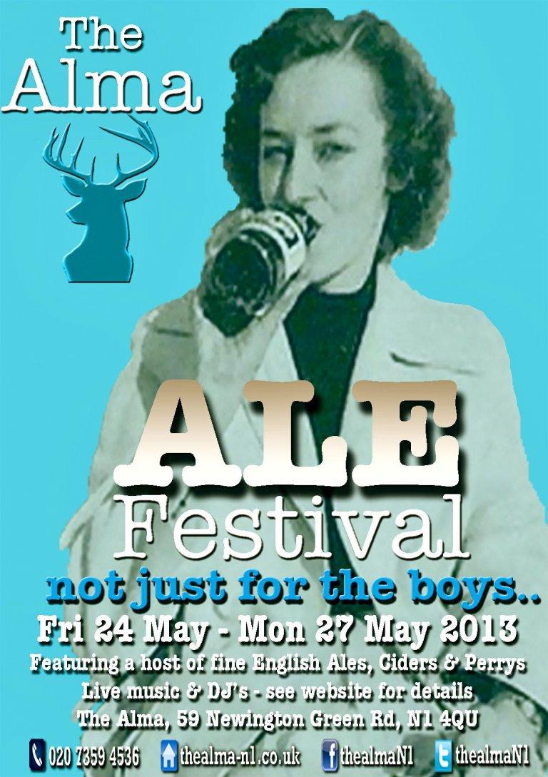 Ale Fest at Alma N1
