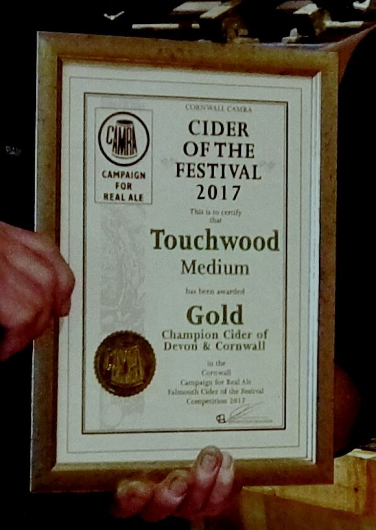 Touchwood Medium