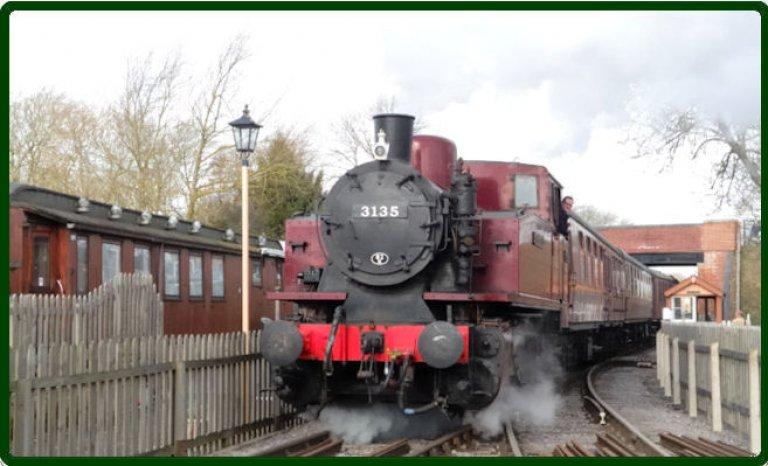 Spartan Locomotive
