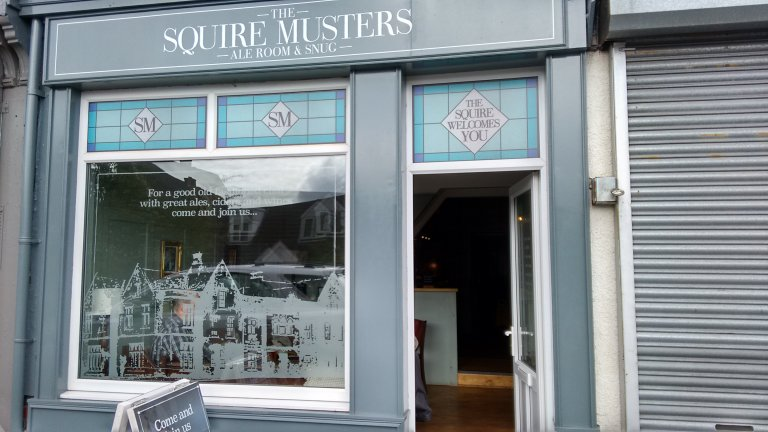 Squire & Musters, Annesley