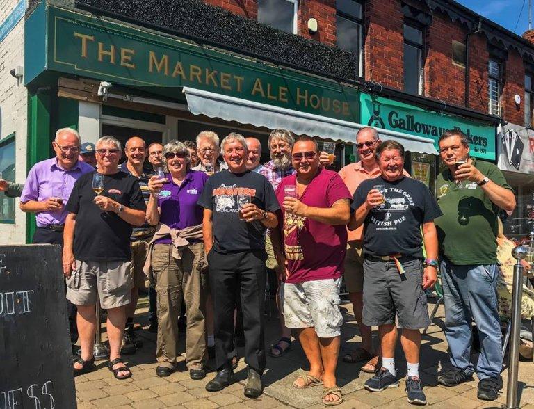Lancashire Branches Social