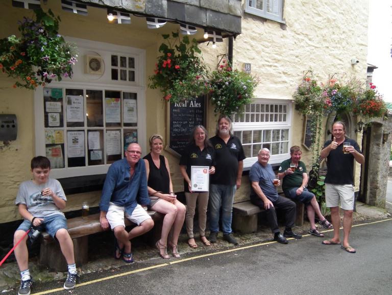 Runner up Pub of the Year 2018 - The Bell Inn
